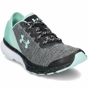 Under Armour UA Women's Charged Escape Trainers - Grey - New