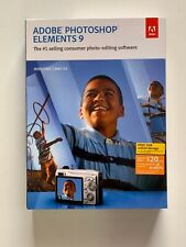 Adobe Photoshop & Premier Elements 9 for Windows and Mac with Serial Number