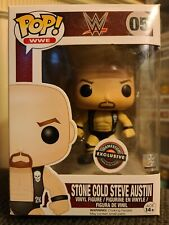 Funko Pop! Wwe: Stone Cold Steve Austin #05.Vaulted, 2K Games Exclusive
