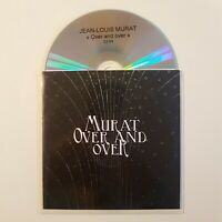 JEAN-LOUIS MURAT : OVER AND OVER ♦ CD Single Promo ♦
