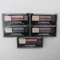 Cover Girl Quad Palettes Eyeshadow Eye Shadow CHOOSE SHADE