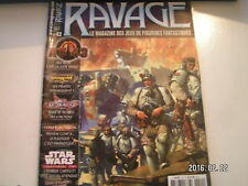 ** Ravage Magazine n°42 Golgotha / AT-43 Red Blok / Alien vs Predator