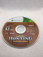 Cabela's Hunting Expeditions - Game Disc Only - Tested & Works - Xbox 360