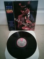 Otis Rush ‎– Tops Vinyl 30.5cm LP Chicago Blues Album Geist 143 1988