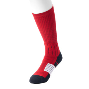 New Under Armour Mens 1 Pair Performance Unrivaled Crew Socks Adults LG