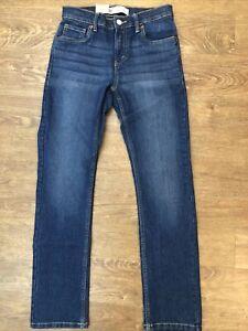 Levis 511 Slim Youth Jeans 14 Reg 27x27 NWT