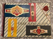More details for cigar band album with description of cigar making in willem ii factory, 1962