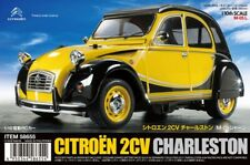 58655 Tamiya Citroen 2CV Charleston R/C Model Car Kit 1/10 Scale M-05L M-Chassis