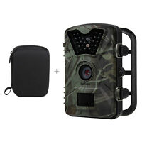 Trail Camera Hunting Scouting IR 940nm No Spy Hidden+Bag CT008 Waterproof