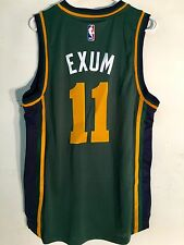 Adidas Swingman 2015-16 NBA Jersey Utah Jazz Dante Exum Green sz L