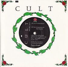 Cult ORIG UK PS 45 Ressurection Joe NM 1984 Hard Rock Alt Rock BEG122