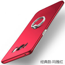 360° Protection Shockproof Matte Hard Back Case Slim Cover For Samsung Galaxy