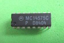 MC14575CP Quad  OpAmp  MOTOROLA