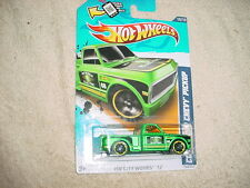 HOT WHEELS CUSTOM '69 CHEVY PICKUP #140/247 FREE USA SHIP