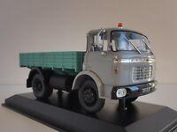 Berliet GAK Benne 1960 grey 1/43 Norev 690000 Truck Camion LKW Lastwagen