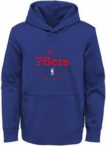 Nike NBA Basketball Youth Philadelphia 76ers Spotlight Pullover Hoodie