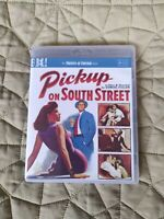 PICKUP ON SOUTH STREET Mano Pericolosa BLURAY+DVD FILM in Inglese  come nuovo