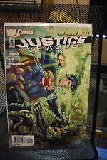 Justice League #2 1st Print DC New 52 Comics Geoff Johns Jim Lee Darkseid
