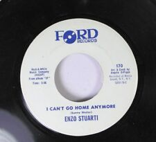 Pop 45 Enzo Stuarti - I Can'T Go Home Anymore / They'Ll Remember The Kindness On