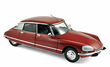 1:18 NEUHEIT Norev - Citroën DS 23 Pallas 1973 - Massena Red - Rot