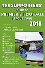 The Supporters' Guide to Premier & Football League Clubs 2018 - Premiership book