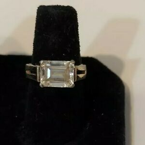 VINTAGE PANETTA STERLING SILVER RING SIZE 5.25