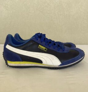 Puma Whirlwind Mens US 7 Casual Shoes Lace Up Rubber Sole