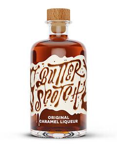 Butterscotch - Original Caramel Liqueur 0,5l