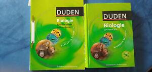 DUDEN Biologie Lehrbuch , Lehrermaterial - Aufgabenlösungen Gymnasiale Oberstufe