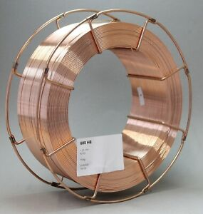 Schweißdraht Hartauftrag MT 600 HB 1.4718 1,2 mm 15kg (13€/kg) zum Aufpanzern