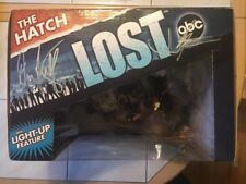 Lost The Hatch Diorama. Signed by JJ Abrams and Damon Liendelof! Extremely Rare!