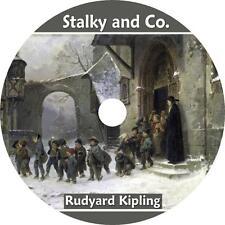 Stalky and Co., Rudyard Kipling English Boarding School Audiobook on 1 MP3 CD
