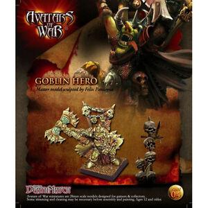 AVATARS OF WAR - AOW04 Goblin Hero *Warhammer Style*