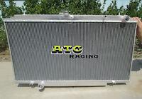 3 ROW for Nissan GU PATROL Y61 3.0TD 4.2L All Aluminum Radiator