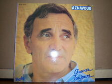 """Barclay 200-453 Aznavour - Amour… Toujours…(France Import) 1975 12"""" 33 RPM"""