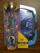 "Mattel Avatar Na'Vi Jake Scully Warrior W/ Webcam 6"" Figure NEW FREE SHIP US"