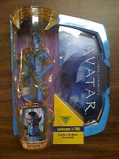 "Mattel Avatar Na'Vi Jake Scully Warrior W/ Webcam 6"" Figure NEW FREE SHIP US"