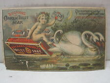 Buchan's Carbolic Toilet Soap Kidder & Laird New York Trade Card