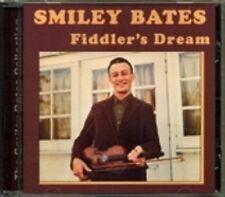 Smiley Bates - Fiddler's Dream  RARE Original Canadian Country Fiddle CD (New!)