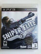 Sniper Elite V2 Ps3 no manual