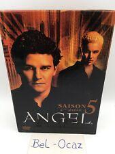 Coffret 3 Dvd Angel Saison 5 Partie 2 Épisode 12 À 22