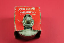 OHMITE RHEOSTAT POTENTIOMETER 2040278, RE-19607, MADE IN USA