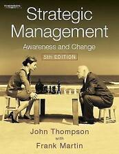 Strategic Management: Awareness and Change-ExLibrary