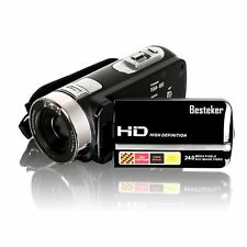 HD1080P 24MP Digital Video Camcorder Camera DV 3.0 Touch Screen IR Night Vision