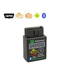 Mini ELM327 V2.1 Bluetooth HH OBD Advanced Auto  Car Diagnostic Scanner Tool