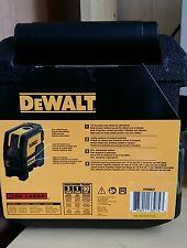 Dewalt DW0822 CombilaserSelf-Leveling Cross Line/Plumb Spot Laser