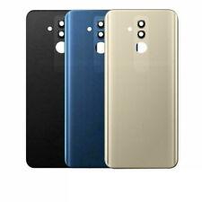 Copri Batteria x Huawei MATE 20 LITE Vetro Scocca Posteriore + LENTE + BIADESIVO