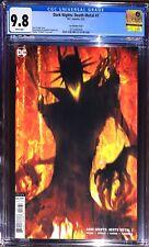 Dark Nights Death Metal #7 CGC 9.8 Artgerm Variant Cover