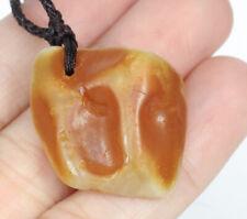 3.41g Natural Butterscotch Amber Pendant CDH1569