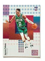 2017-18 Panini Status Jayson Tatum RC #128, Celtics Rookie!